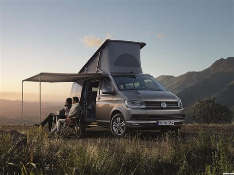 california t6 fotos de volkswagen california t6 2015