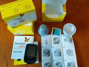 T1 Ramblings  Review  The Abbott Freestyle Libre