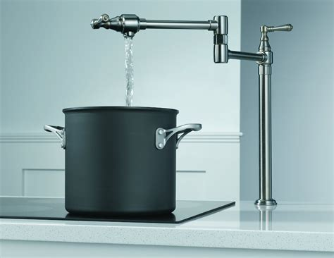 brizo kitchen faucet you gotten your stovetop pot filler faucet yet