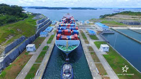 expanded panama canal