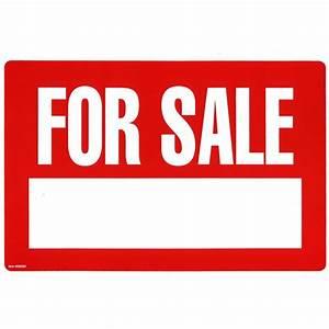 garvey printed plastic sign 098009 for sale lettering red With plastic sign letters for sale