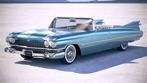 Cadillac Eldorado Cabriolet : cadillac eldorado convertible 1959 ~ Medecine-chirurgie-esthetiques.com Avis de Voitures