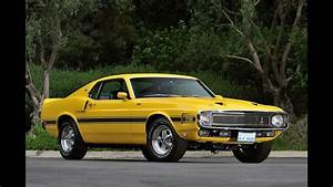 1969 Ford Mustang Shelby GT500 Owned by Carroll Shelby Auctioned - YouTube