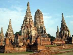 Thailand Old Temples