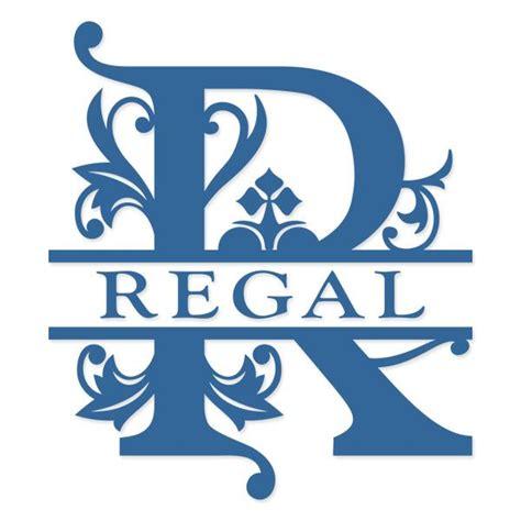 regal split monogram cuttable svg font cricut monogram font cricut monogram monogram fonts