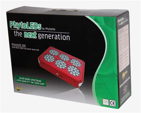 lade a led coltivazione indoor phytoled 200 w led phytolite per coltivazione indoor