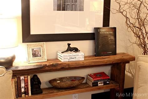 Ideas to personalize a home with home decor, books and