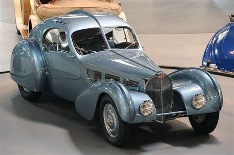 Autoblog Visits The 1936 Bugatti Type 57sc Atlantic At The