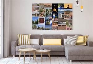 Tableau Pele Mele Photo : vos photos en poster grand format ~ Teatrodelosmanantiales.com Idées de Décoration