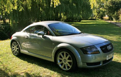audi tt     quattro dr manual coupe