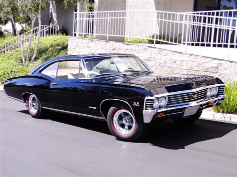 1967 Chevy Impala Ss Specs, Engine, Colors