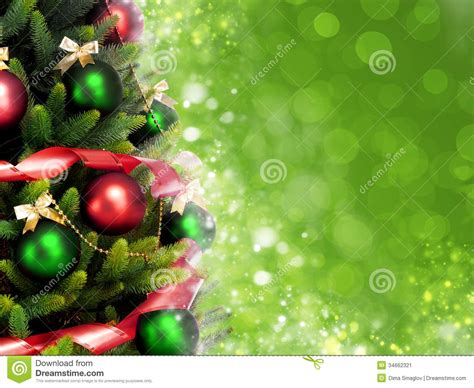 How To Decorate A Hat by Magically Decorated Christmas Tree Stock Image Image