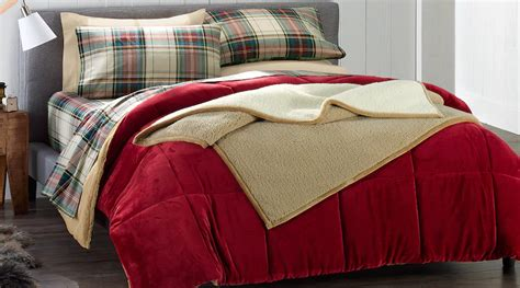 cuddl duds cozy soft comforters  sizes