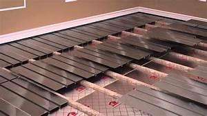 Prowarm U2122 Warm Water Underfloor Heating Kit Installation