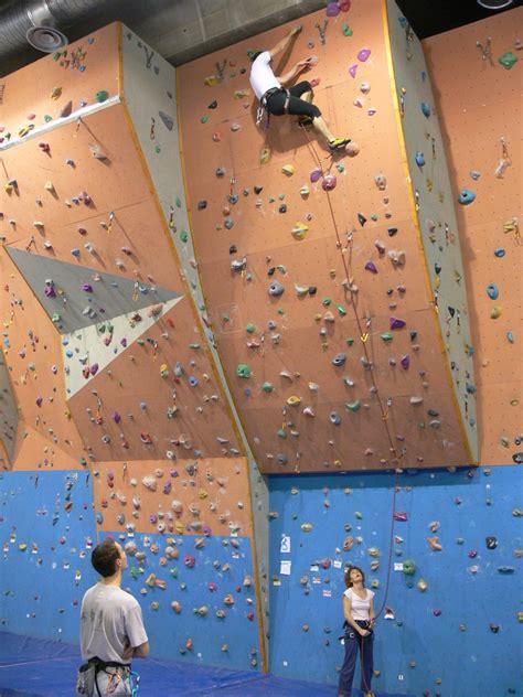 la salle d escalade