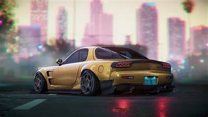 Rx7 Mazda 4k Fd3s Wallpapers Rx Sunrise