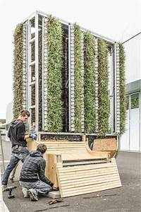 Tröpfchenbewässerung Selber Bauen : bild 5 citytree moderne technik und solaranlage ~ Lizthompson.info Haus und Dekorationen