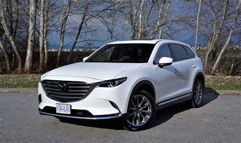Mazda Cx 9 2019 by 2019 Mazda Cx 9 Signature The Car Magazine