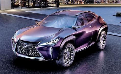 lexus  models concept car release