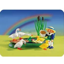 Playmobil Duck & Goose Pond Activity Toy  Review, Compare