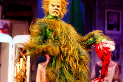 grinch facts fun trivia movie why stole christmas benedict mean star holiday cumberbatch ibtimes