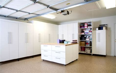 White Storage Cabinets For Garage by Quality Garage Cabinets In Los Angeles