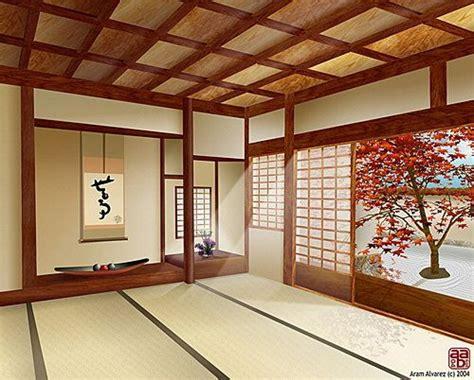 desain rumah minimalis  lantai ala jepang desain