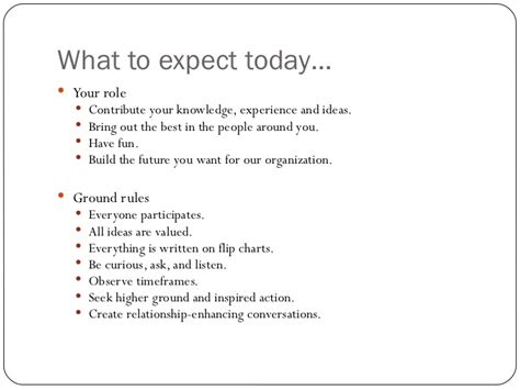 profit strategic planning session template