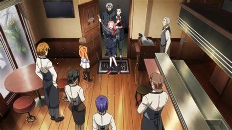 animelist tokyo ghoul spoilers kiseijuu sei no kakuritsu episode 15