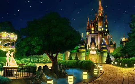 Disney Castle Desktop Wallpaper by Disney Castle Backgrounds Wallpaper Cave