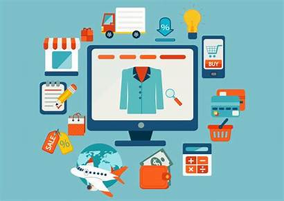 Ecommerce Commerce Illustration Tips Success Ecom