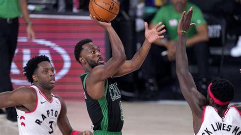 Boston Celtics defeat Toronto Raptors to seal spot in ...