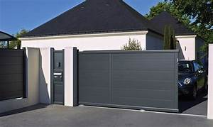 Portail De Maison : configurer son portail sur mesure ~ Premium-room.com Idées de Décoration