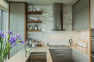 Küche U Form Offen : k che in u form planen 50 ideen und tipps ~ Sanjose-hotels-ca.com Haus und Dekorationen