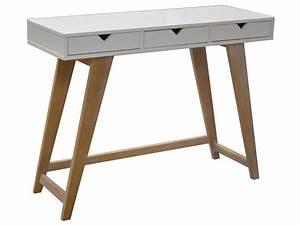Console Blanche Pas Cher : meuble console pas cher promo et soldes la deco ~ Dailycaller-alerts.com Idées de Décoration