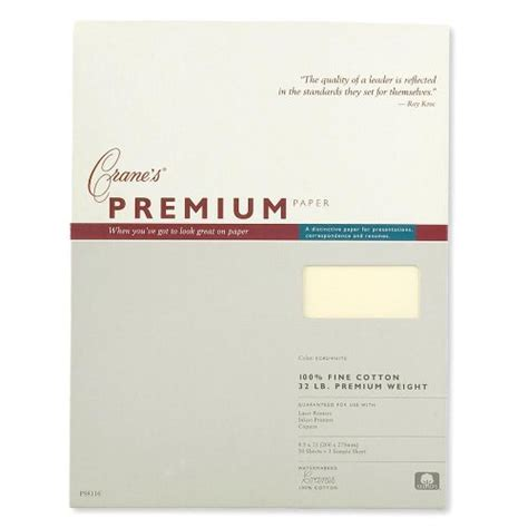 crane co 9 215 12 resume envelope ecruwhite ped116