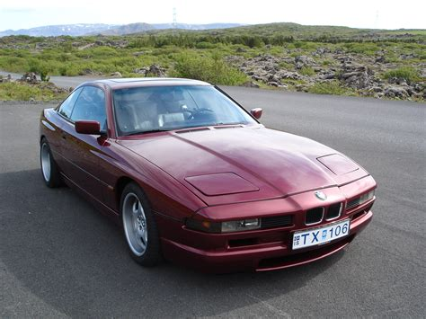 Bmw 850i. Amazing Pictures & Video To Bmw 850i.