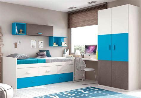 pouf chambre fille chambre garçon moderne et avec lit surélevé glicerio