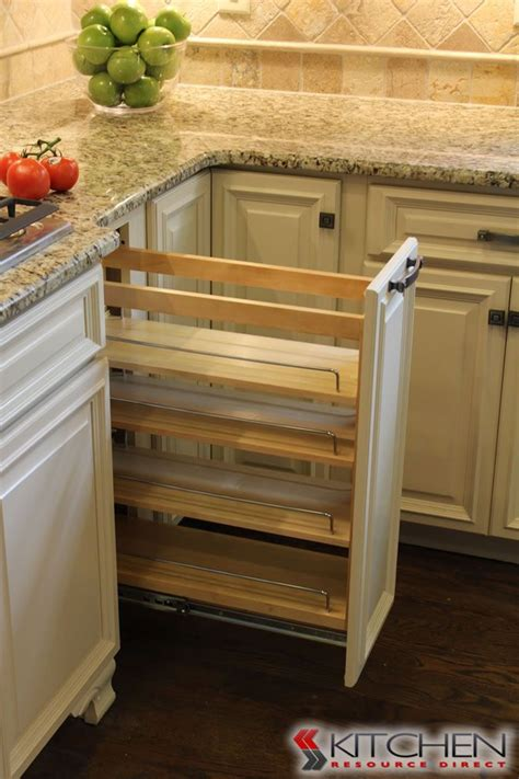 pull out spice racks for kitchen cabinets 31 best images about cabinet accessories on 9742