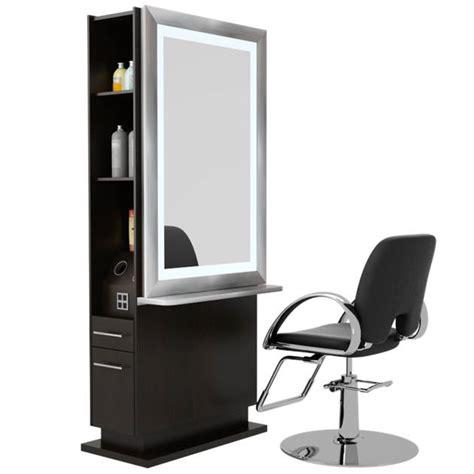 hair styling stations design toronto single sided styling station news modern salon 7010