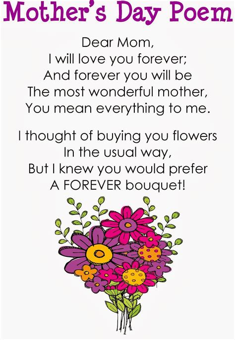 mothers day poems for preschoolers 20 adorable mothers day poems unique viral 742