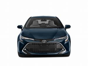 New 2020 Toyota Corolla Hatchback Nightshade Cvt Msrp