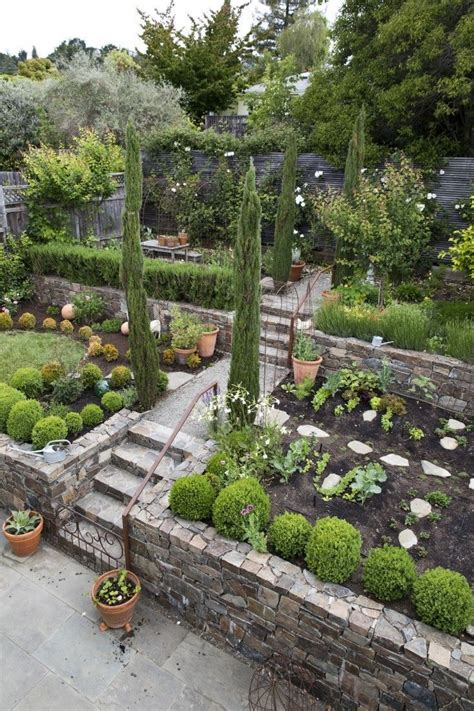 Steep Backyard best 25 steep backyard ideas on garden ideas