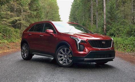 First Drive 2019 Cadillac Xt4  Ny Daily News