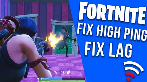 high ping  fortnite ps