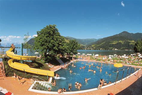 seecamp zell   top camping austria