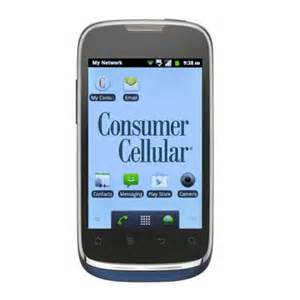Consumer Cellular Huawei Cell Phone