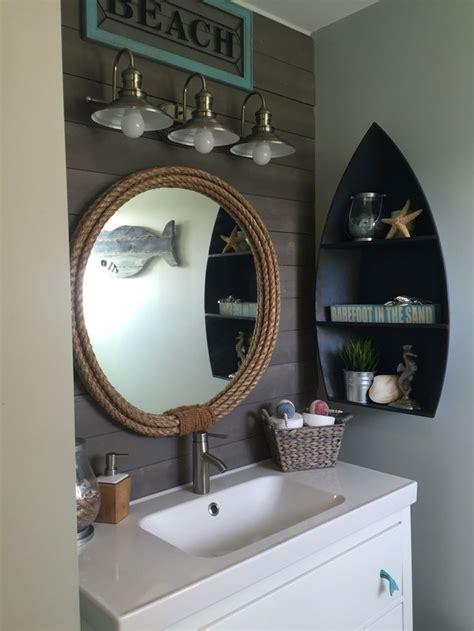 theme mirror best 25 rope mirror ideas on nautical mirror