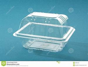 Transparent Plastic Box Stock Photography - Image: 2963442