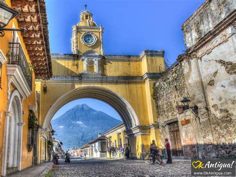 Santa Catalina Arch Antigua Guatemalas Iconic Landmark